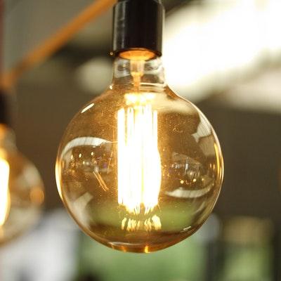 Okos design lámpatestek
